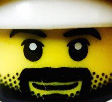 Beardgang in Space?! Sticker