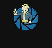 The Aperture Boy - Gamemix : Portal and Fallout T-Shirt