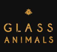 Glass Animals Yellow Kids Tee