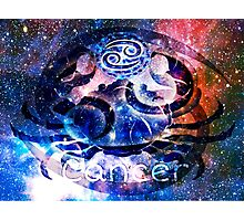 Astrology Cancer Sign Photographic Print