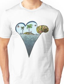 Icecream summer Unisex T-Shirt
