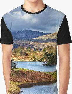 Tarn Hows Graphic T-Shirt