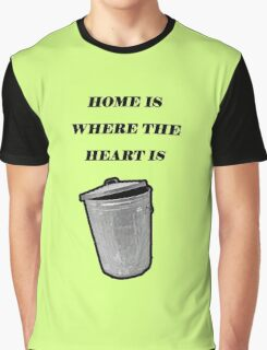 Heart Of Garbage Graphic T-Shirt