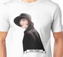 ♥ MISS. FISHER ♥ Unisex T-Shirt