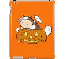 Spooky Halloween Cow iPad Case/Skin
