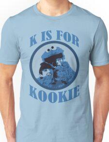 K is for Kookie Unisex T-Shirt
