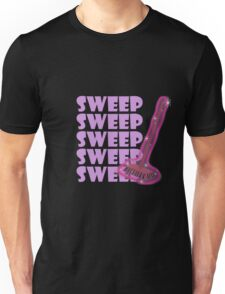 Twilight Sparkle Sweep My Little Pony Unisex T-Shirt