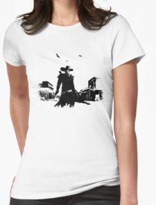 gunslinger Womens Fitted T-Shirt