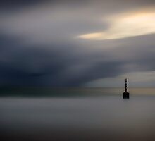 Cottesloe Pylon by Jan Fijolek