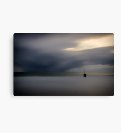 Cottesloe Pylon Canvas Print