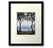 Noosa, Sunshine Coast  Framed Print