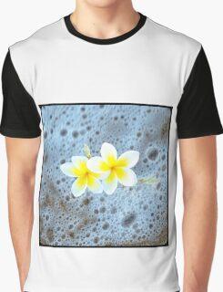 Frangipani 2  Graphic T-Shirt