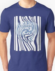 Bubbled Space and Time Unisex T-Shirt