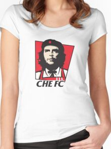 Che Guevara - KFC edition Women's Fitted Scoop T-Shirt