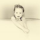My Little Grandaughter Skye. by Jim Wilson