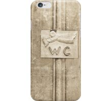 Here It Is! iPhone Case/Skin