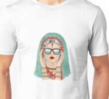 Desi girl Unisex T-Shirt