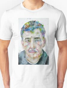 FRANZ KLINE - watercolor portrait T-Shirt
