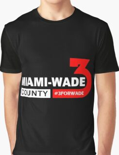 miami wade county Graphic T-Shirt