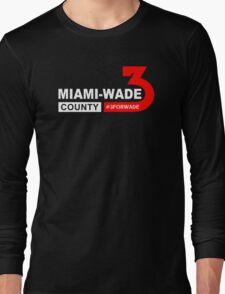 miami wade county Long Sleeve T-Shirt