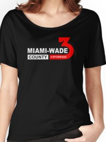 miami wade county Women's Relaxed Fit T-Shirt