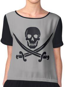 Pirate Women's Chiffon Top