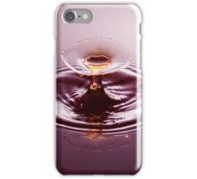 Rose Yellow Flower ~ Water Drops iPhone Case/Skin