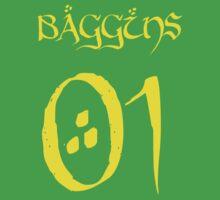 Bilbaggins 01 Kids Tee