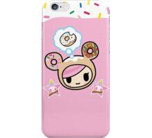 Pink Donutella Tokidoki iPhone Case/Skin