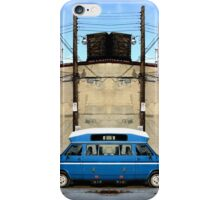 Mirrored Van iPhone Case/Skin