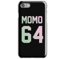 momo 64 iPhone Case/Skin