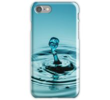 Turquoise Jewel ~ Water Drops iPhone Case/Skin