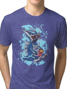 Gamer Dialga Tri-blend T-Shirt