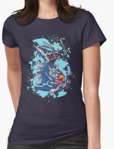 Gamer Dialga Womens Fitted T-Shirt