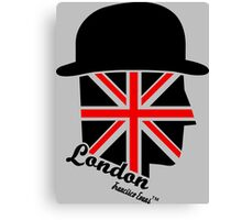 London Gentleman by Francisco Evans ™ Canvas Print