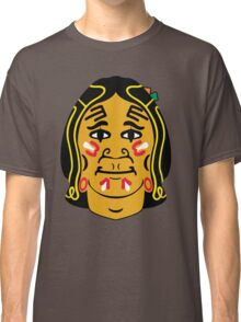 Blackhawks logo - From Front Classic T-Shirt