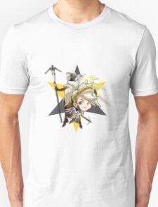 OVERWATCH - MERCY CHIBI T-Shirt