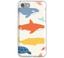 Sea animal iPhone Case/Skin