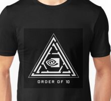 Order Of The 10 Unisex T-Shirt