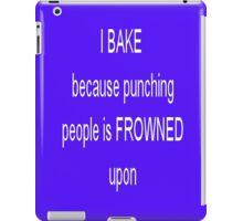 I love to bake iPad Case/Skin