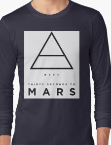 30 Seconds To Mars Triad Long Sleeve T-Shirt