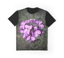 Mealycup Sage (Liquid) Graphic T-Shirt