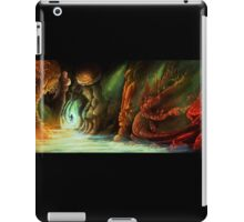 Lost in a Cave iPad Case/Skin
