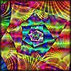 Spiral Chunks... by Roz Rayner-Rix
