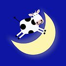 And the cow jumped over the moon by John Edwards
