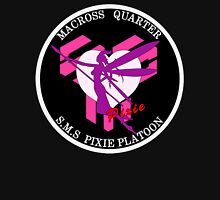 Macross Quarter S.M.S. Pixie Platoon Zipped Hoodie