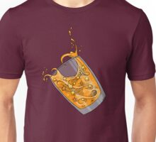 Wave in a glass (Orange) T-shirt