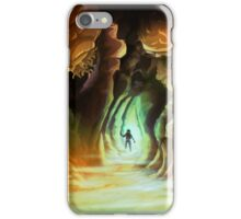 Lost in a Cave iPhone Case/Skin