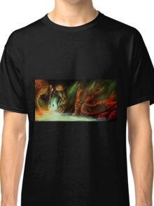 Lost in a Cave Classic T-Shirt