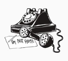 I'm Not Home by tank